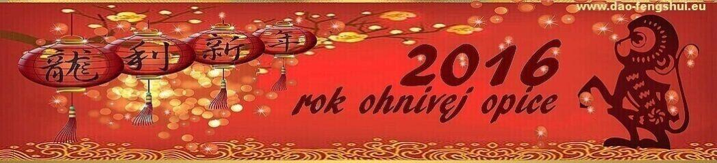 Čínsky horoskop 2016 – rok ohnivej opice-čínsky nový rok