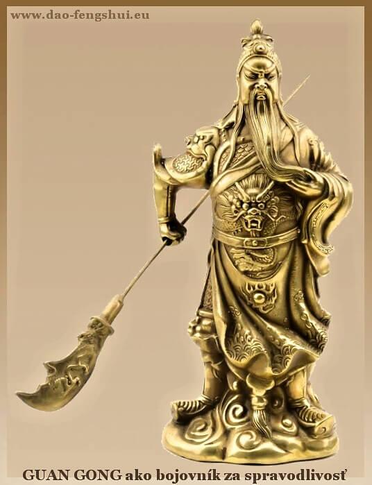 GUAN GONG - bojovník