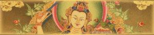 Manjushree - bodhisattva múdrosti