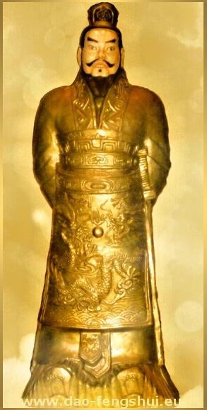 Prvý čínsky cisár Qin_Shi_Huangdi (Čchin Š Chuan Ti)