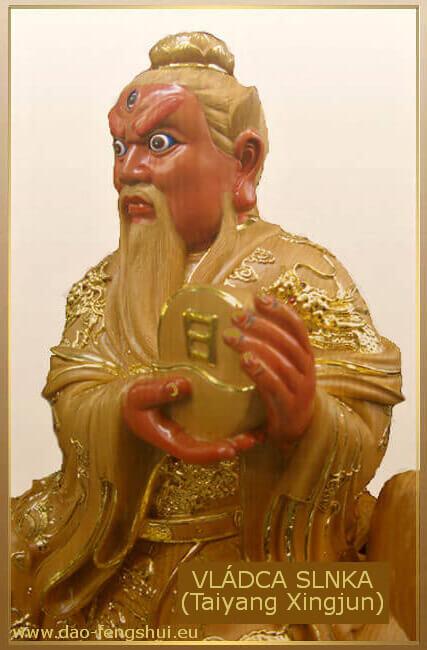 Taiyang Xingjun (vládca slnka)