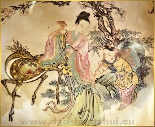 Xi Wangmu, Yongzheng period, 1725