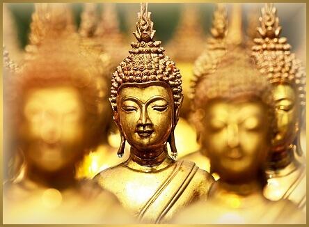 deň buddhu - VESAK festival