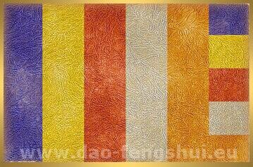medzinárodná vlajka buddhistov