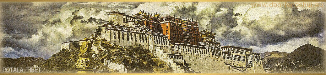 Potala-tibetská vlajka