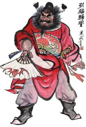 Zhong Kui-bojovnik s démonmi a zlom