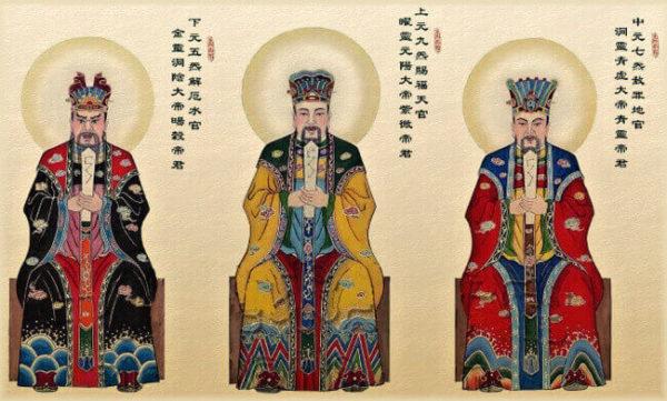 traja hodnostári_San-guan