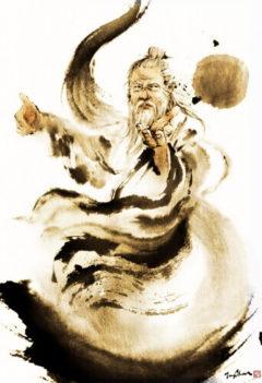 tai-ji-master-zhan-san-feng-by-jungshan-ink