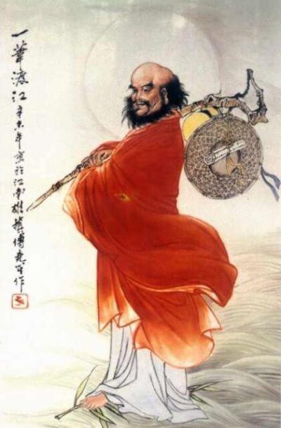 bodhidharma-chinese-painting