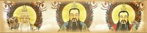 Nebeský ctihodný vládca prvopočiatku