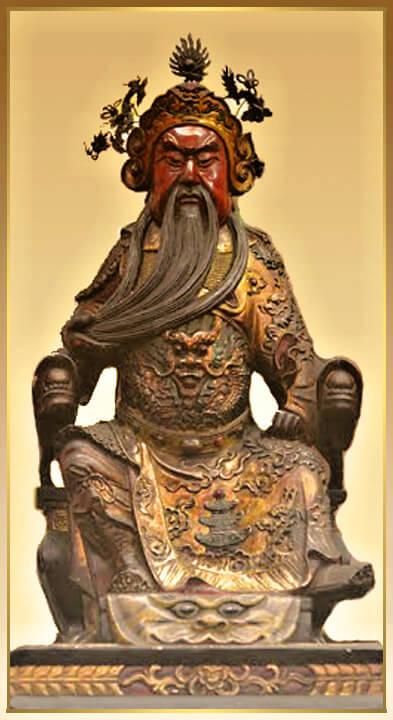 Generál piatich Ciest (WuDao JiangJun)