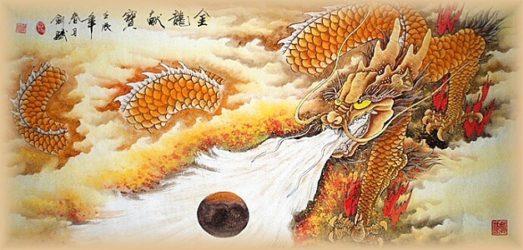 longwang-dračí kráľ-drak