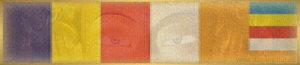 Vlajka buddhistov